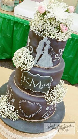 Wedding Cake Davenport Ia
