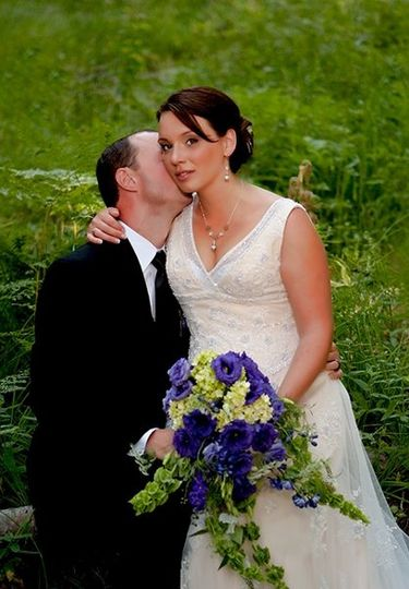 Wedding Make-up by Carola in the High Sierra Mountains 2009
