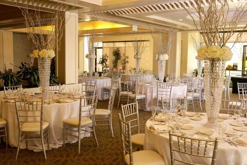 Cove ballroom wedding