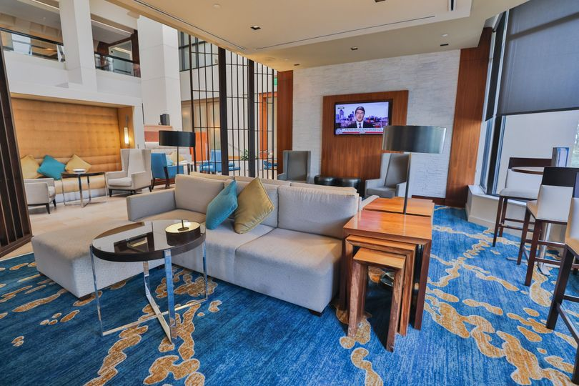 Cove Lounge Area