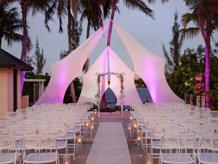 Tmx 1491851301243 Poolside Setup Miami, FL wedding venue