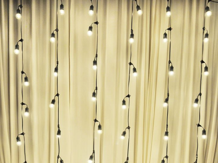 Tmx 1420333312167 Bistro Lighting Backdrop Elk Grove Village, Illinois wedding eventproduction