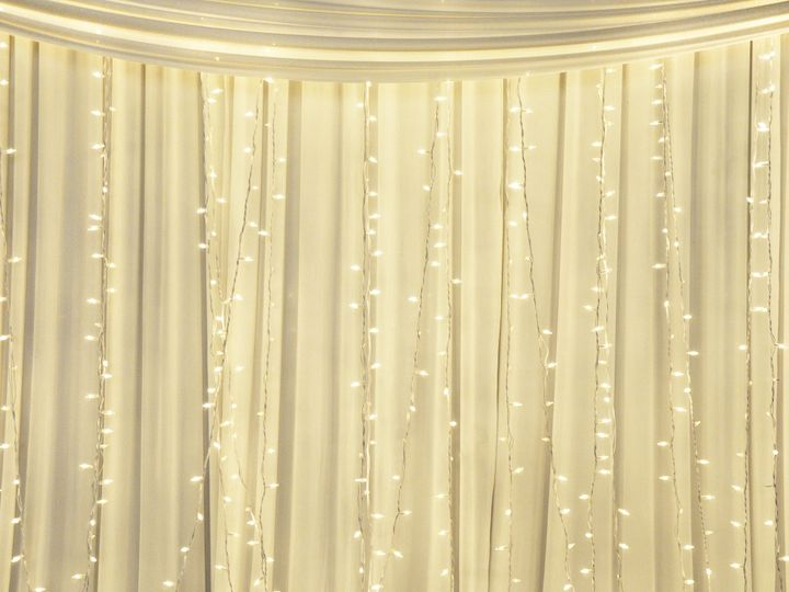Tmx 1420333407973 String Lights In Front Of Drapery Elk Grove Village, Illinois wedding eventproduction