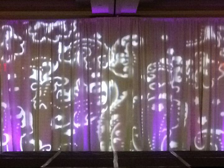 Tmx 1420334128004 Aeg Production Accent Lighting 11 Elk Grove Village, Illinois wedding eventproduction