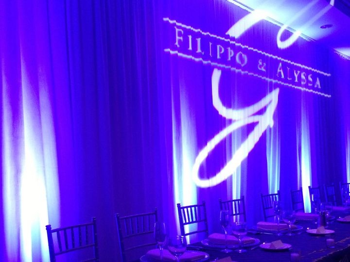 Tmx 1430949737209 Aeg Production Pinspotting Uplighting 12 Elk Grove Village, Illinois wedding eventproduction
