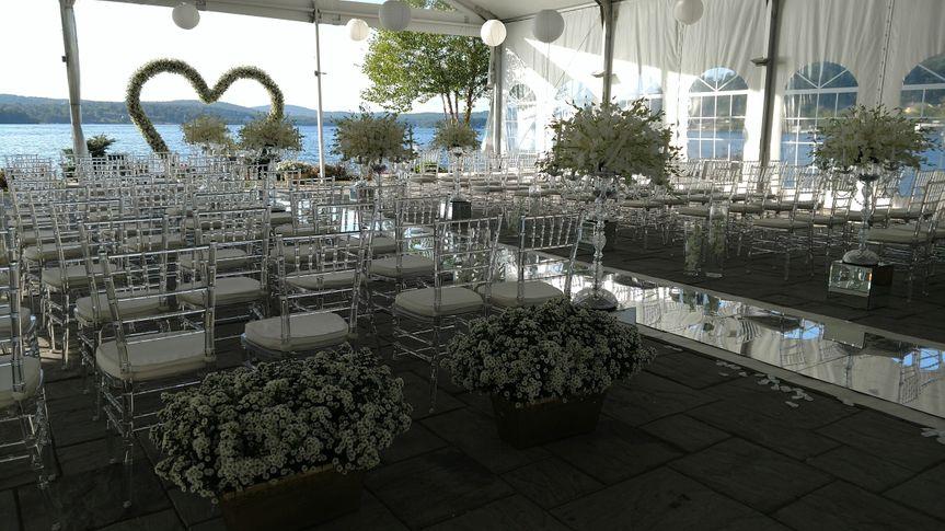 Wedding ceremony venue
