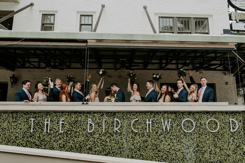 Bridal Party Main Entrance