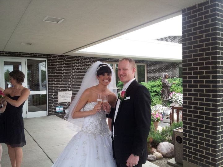 Tmx 1389303197526 Mike  Caroline 7 6 201 Burbank, Illinois wedding transportation