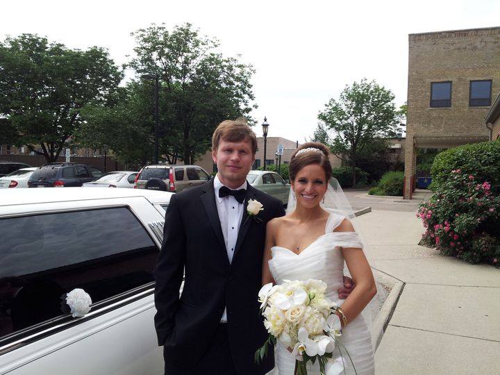 Tmx 1389303388616 Dave  Laure Burbank, Illinois wedding transportation