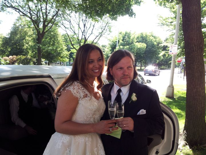Tmx 1389303433673 Andrew  Cathy 8 3 1 Burbank, Illinois wedding transportation