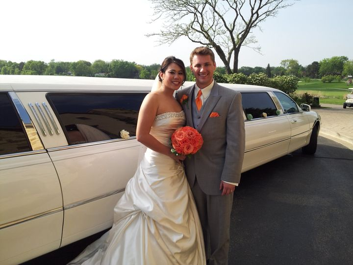 Tmx 1389303450271 Andrew  Bernice 5 18 1 Burbank, Illinois wedding transportation