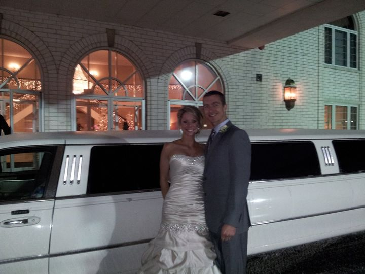 Tmx 1389468294484 Melanie  Dan 12 31 1 Burbank, Illinois wedding transportation