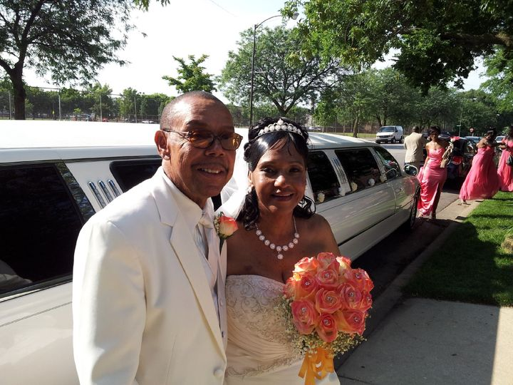 Tmx 1389468439486 Ron  Denise 8 10 1 Burbank, Illinois wedding transportation