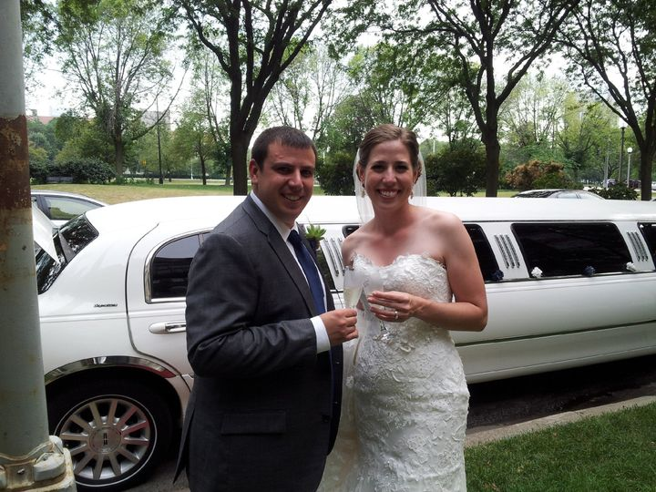 Tmx 1389468472195 Elise  Fabie Burbank, Illinois wedding transportation