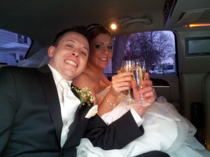 Tmx 1421881780949 Alex  Christine Burbank, Illinois wedding transportation