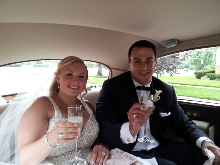 Tmx 1421881826478 Chris  Elizabeth 7 5 14 Burbank, Illinois wedding transportation