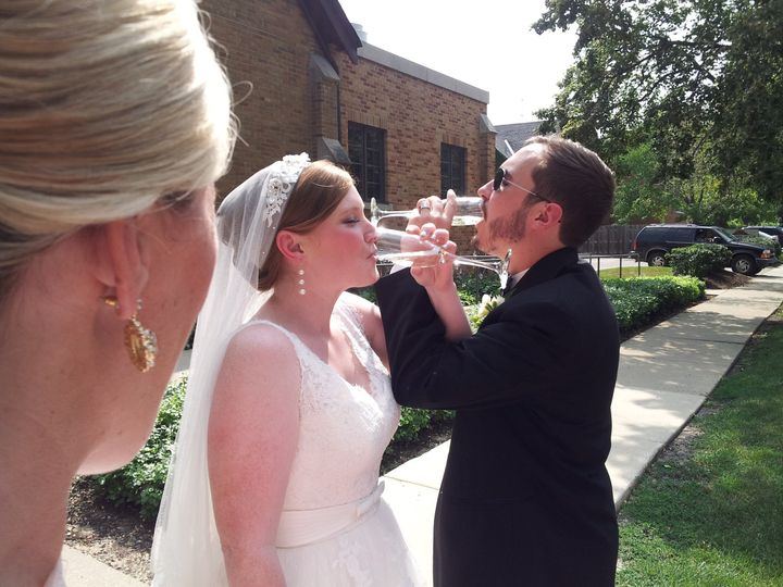 Tmx 1428522464065 Molly  Steven 8 2 14 Burbank, Illinois wedding transportation