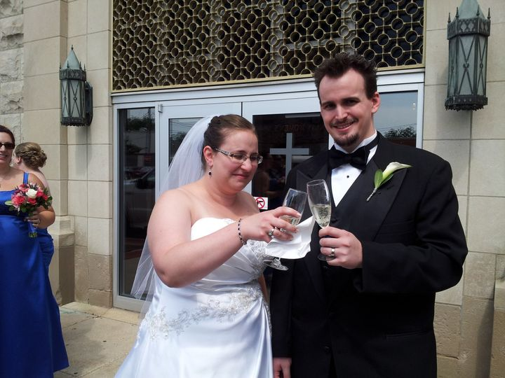 Tmx 1428522515224 Stephanie  Guy 6 21 2014 Burbank, Illinois wedding transportation