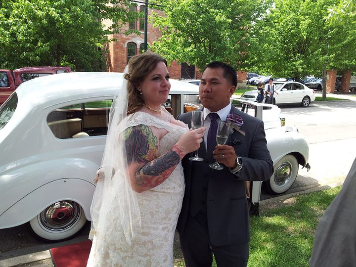 Tmx 1428522534741 Wedding 6 1 14 Burbank, Illinois wedding transportation
