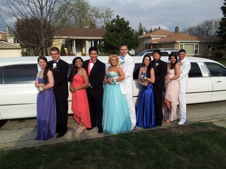 Tmx 1456871350919 Richards H.s Prom Burbank, Illinois wedding transportation