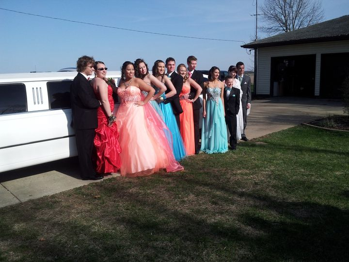 Tmx 1456871491126 Lockport H.s Prom 4 26 2014 Burbank, Illinois wedding transportation