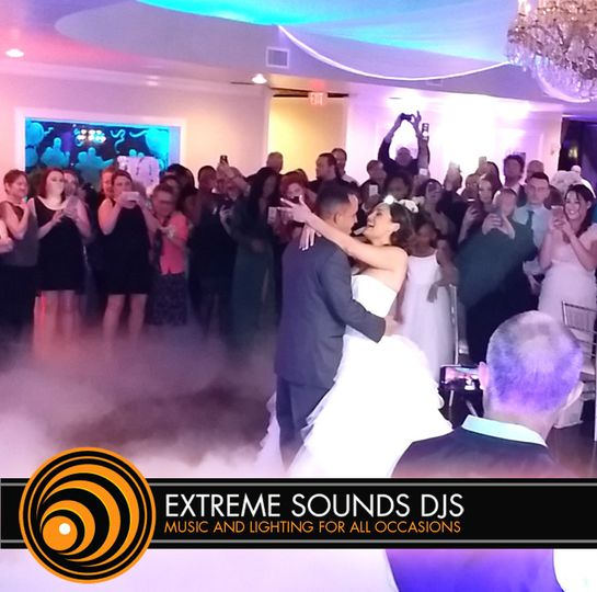wedding first dance cloud experience extremedjente