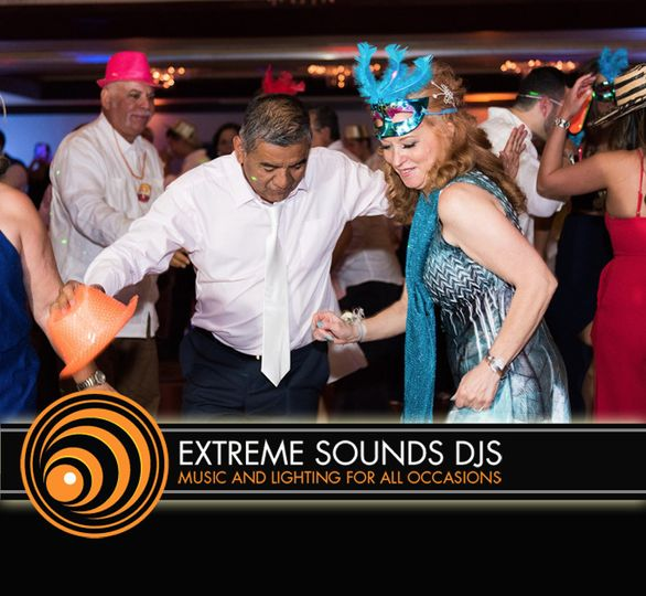 Extreme Sounds Dj Party
