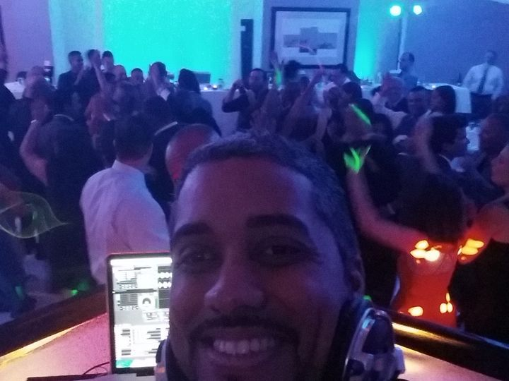 Tmx 1458608106479 Extreme Sounds Djs Wedding  Dj Padrino Rocking The Hollywood, FL wedding dj
