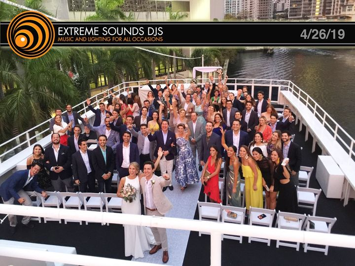 Tmx Wedding April 26 2019 51 355424 1556643452 Hollywood, FL wedding dj