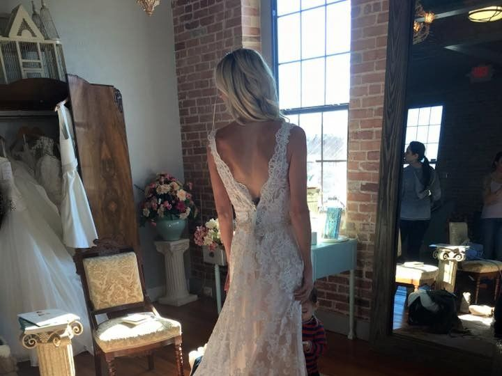 Tmx 1465496485847 Bride5 Wylie, TX wedding dress