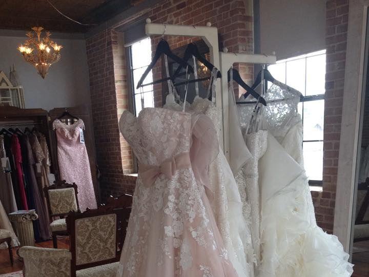 Tmx 1526583944 F4850630d842b8b5 1526583942 A478168a445c2e0b 1526583944433 14 Our Loft 4 Wylie, TX wedding dress
