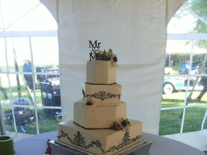 Tmx 1377225840753 477923101506902167576871553922724o Columbia, PA wedding cake