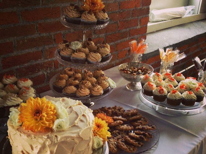 Tmx 1437587930853 Tfc Fall Buffet Columbia, PA wedding cake