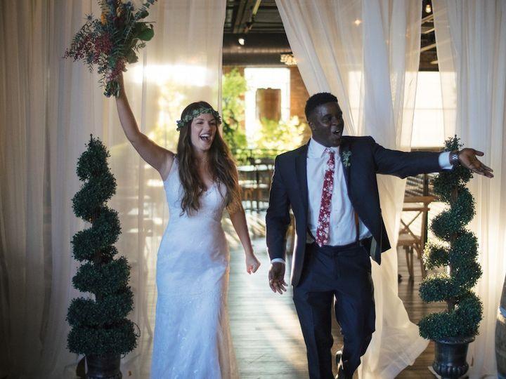 Bride and Groom on Floor 2