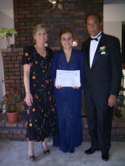mar 23 wedding