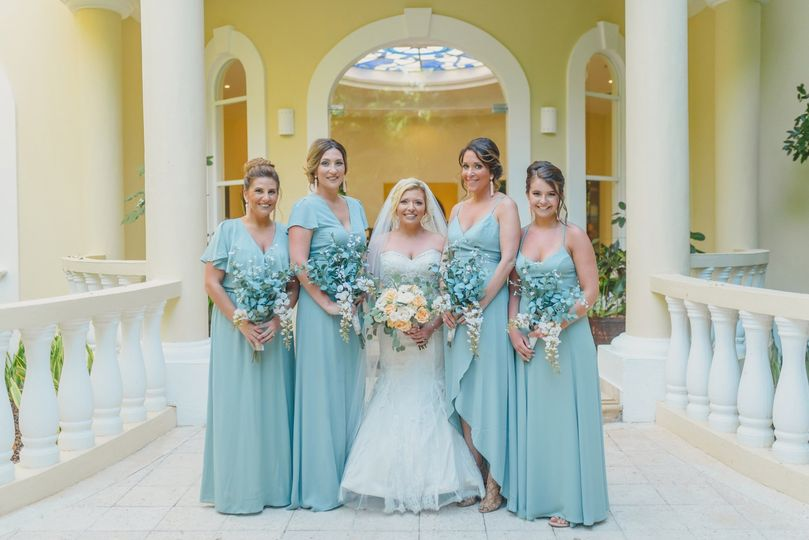 Dreams tulum bridesmaids