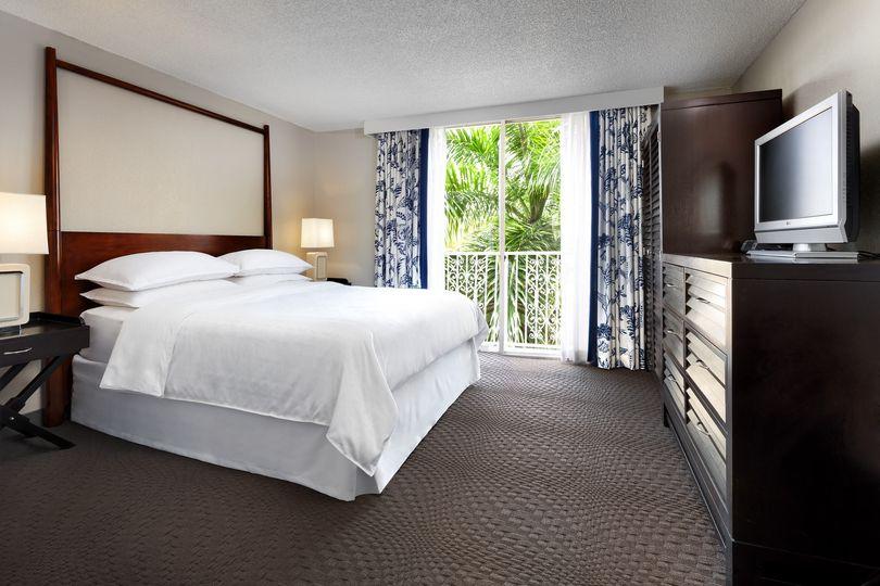 room suite king room