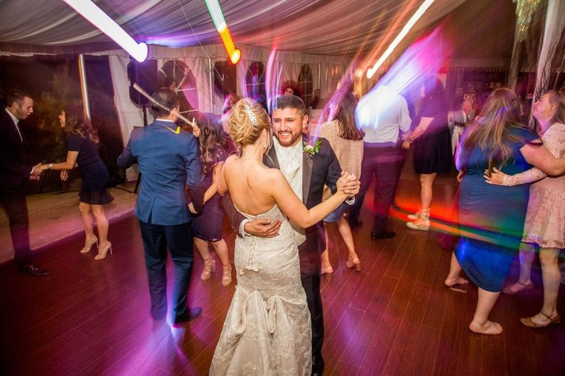 Dance Lighting available