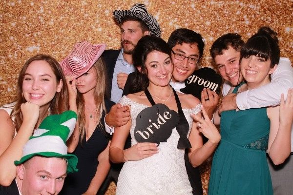 Photo booth - available