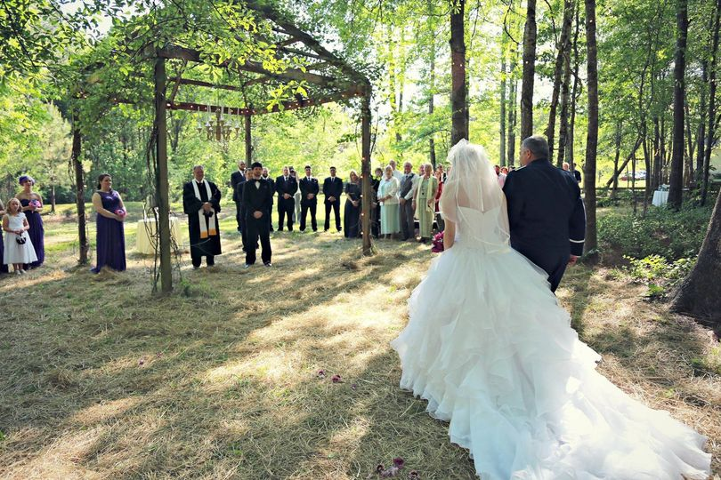 Chambers Wedding Photo By: Donna Hutchette