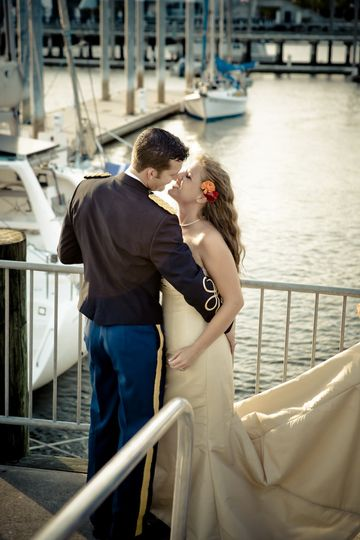 800x800 1439394050612 bride and groom on the dock