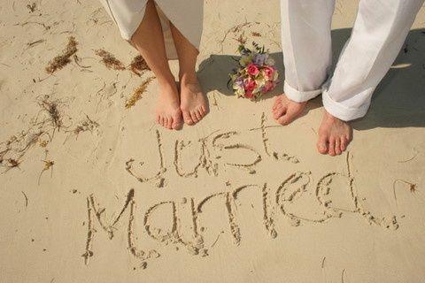 Tmx Just Married 51 633524 1558976997 Boynton Beach, Florida wedding officiant