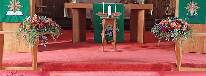 Church Altar Decor