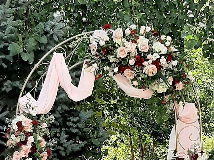 Tmx Arch Closeup 51 664524 160079617497147 Grand Island, NY wedding florist