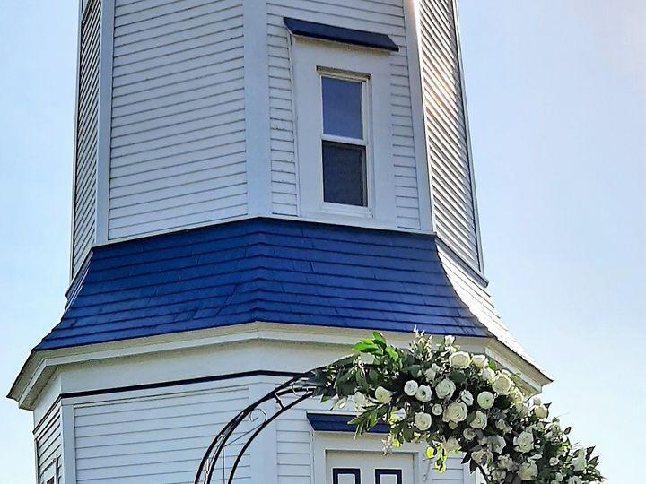 Tmx Arch Lighthouse 51 664524 160737666673332 Grand Island, NY wedding florist
