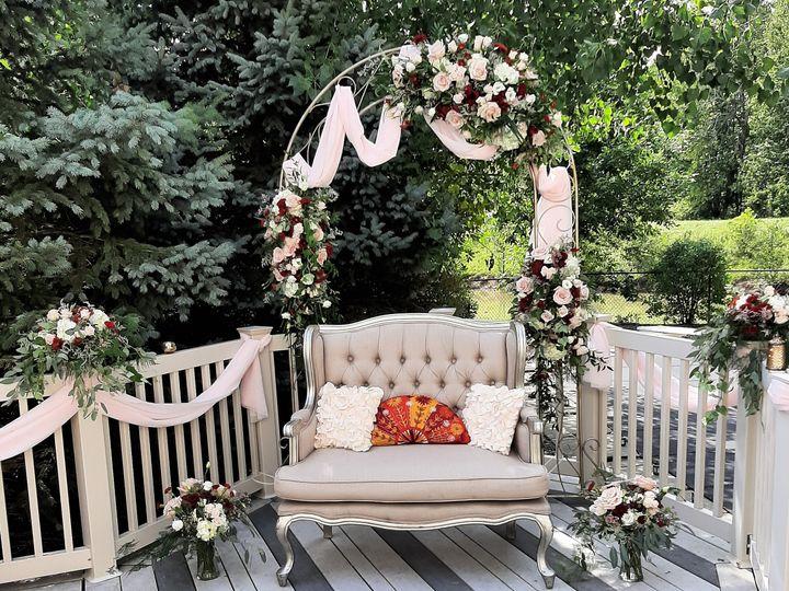 Tmx Arch With Settee 51 664524 160053446142037 Grand Island, NY wedding florist