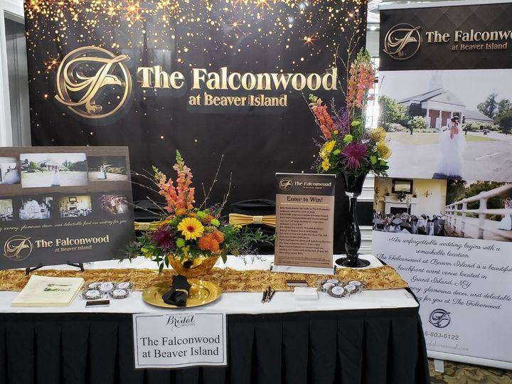 Tmx Falconwood Bridal Show At Samuels 11 17 19 51 664524 157401329678477 Grand Island, NY wedding florist