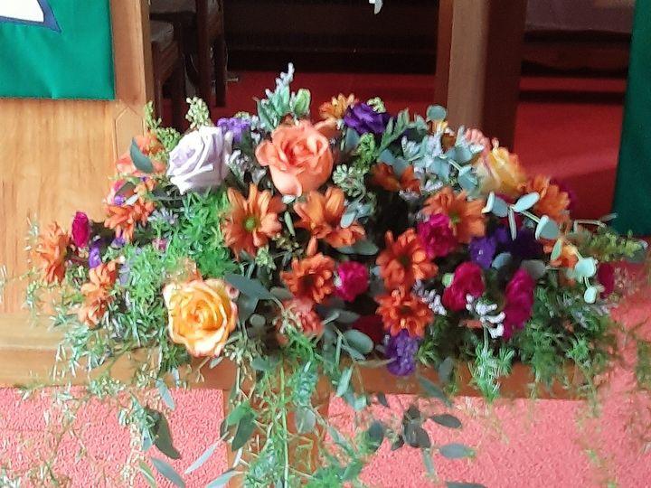 Tmx Orange Purple Church Altarpiece 51 664524 160737868617739 Grand Island, NY wedding florist