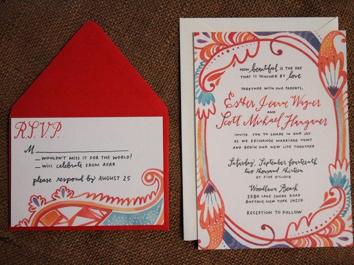 Tmx 1414198608752 Dsc4497 Rochester wedding invitation