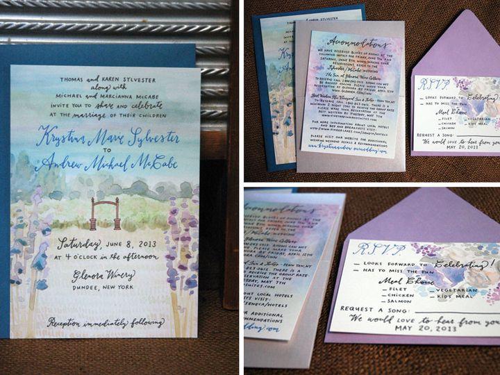 Tmx 1414198639235 Krystina Rochester wedding invitation